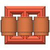 MagNet Application: 3-phase Transformer-Image