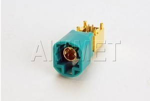 HSD R/A MALE PCB MOUNT, SMD(Z CODE) Model:5801-Z -Image