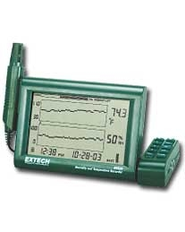 Humidity+Temperature Chart Recorder-Image