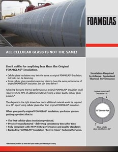 Original FOAMGLAS® Cellular Glass Insulation-Image