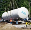 Fiberglass Water Storage Tanks-Image