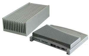 Standard and Custom Extruded Heat Sinks-Image