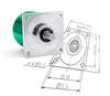 Higher resolution - US standard absolute encoders-Image