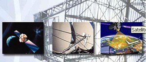 Satellite Communications and Navigation Solutions.-Image