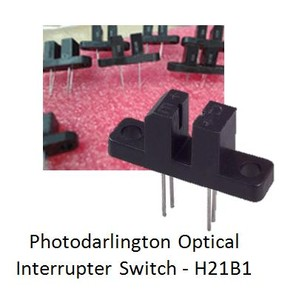 Photo Darlington Optical Interrupter Switch-Image