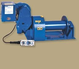 AC36B MAX Electric Winch-Hoist-Image