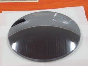 Silicon flat convex lens from China ICC-Image