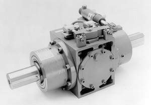 Single-Position Jaw Clutch - BD-Series-Image