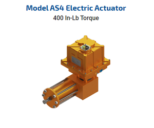 Robust heavy-duty actuator -Image