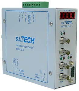 S.I. Tech Expands Profibus Fiber Optic Line-Image