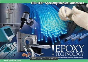 EPO-TEK® New Medical Adhesive Catalog-Image