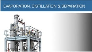 Evaporation, Distillation & Separation systems-Image