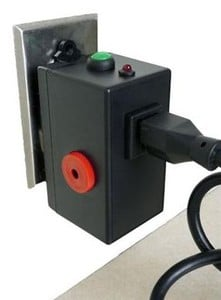 Equipment Power Failure Alarm-Image