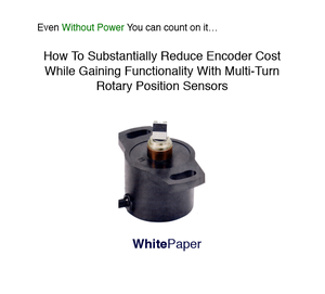 Reduce Encoder Cost While Gaining Functionality -Image