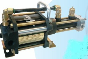 Air Driven Gas Booster-Image