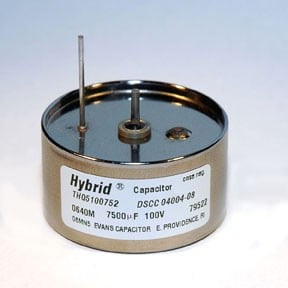 THQ5 Series Hybrid® Capacitors-Image