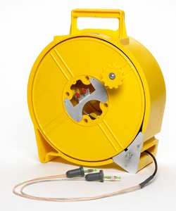 Optical Cable Payout Reel-Image