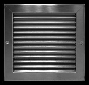 Stainless Steel Return Grille-Image
