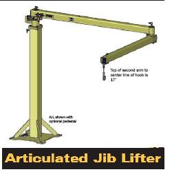 Versatile Compact & Cost Efficient Lifting Arm -Image