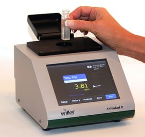 Water Measurements...NEW InfraCal 2 Analyzer -Image