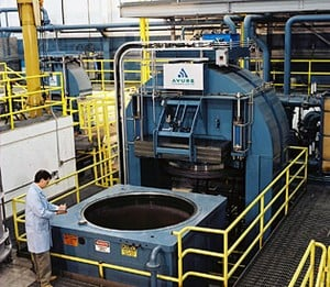 High Volume Production Hot Isostatic Press Systems-Image