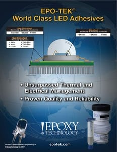 EPO-TEK® World Class LED Adhesives-Image