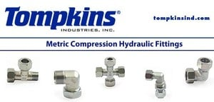 Expanded Selection of Metric Compression Fittings-Image