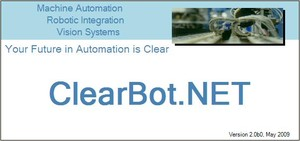 ClearBot and ClearBot.NET Robot Software-Image
