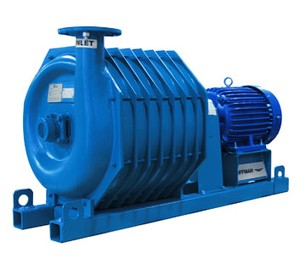 All Cast Centrifugal Blower from Hoffman-Image