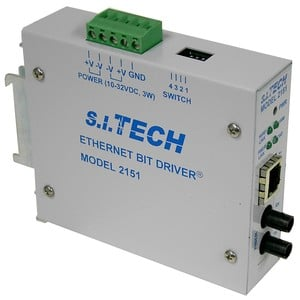 Industrial Ethernet to Fiber Optic Bit-Driver-Image