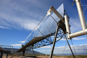 Industrial Materials for Concentrated Solar Power -Image