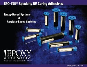 EPO-TEK® Specialty UV Curing Adhesives-Image