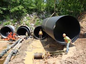Snap-Tite® Offers Large Diameter Pipe-Image