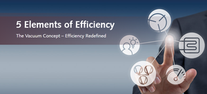 5 Elements of Efficiency -Vacuum-Image