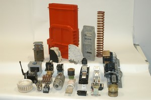 Circuit Breaker Parts from 1940 - 2012......-Image