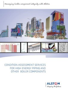 Condition Assessment Services for Power Plants-Image