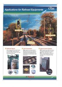 Railway equipment (Alpha GEL)-Image