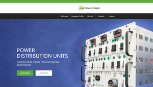New Website for Interact Power-Image