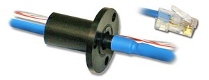 High Performance Ethernet Slip Ring Solutions-Image