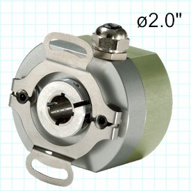 Absolute Thru-Bore Encoder - Model 960-Image