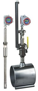 Vortex Flow Meters.. 4 Inch To 12 Foot Pipes -Image