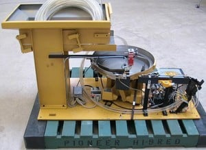Pallet Machine with Automatic Screwdrivers-Image