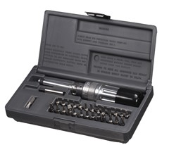 Adjustable Torque Screwdriver/Kit Cal 36-Image