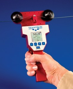 LX Series Digital Tension Meter -Image