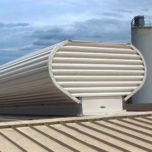 Moffittvent natural ventilator from moffitt corporation for Moffitt builders