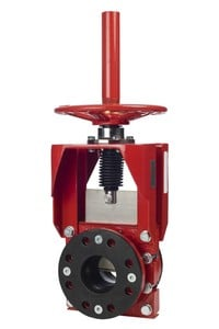 Flowrox Flanged Knife Gate Valve (LKF)-Image