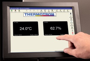 Thermotron 8800 Programmer/Controller-Image
