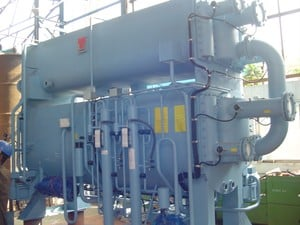 Hot Water Driven Absorption Chillers-Image