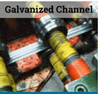 Galvanized Channel-Image