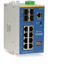 EOTec Industrial Gigabit Ethernet Switch-Image